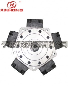 XHM five star hydraulic motor