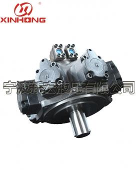 XHM series seven star hydraulic motor