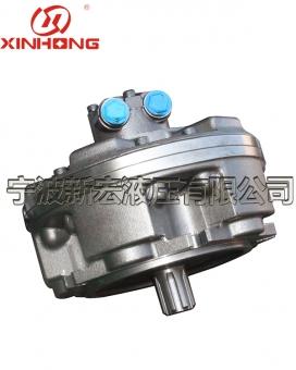 XHS hydraulic motor