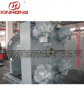 XHJ40 ton hydraulic winch