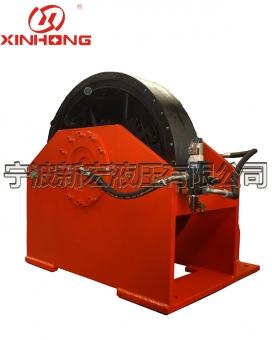 Control of the solenoid valve of XHJ internal hoist