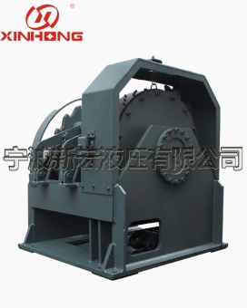 XHJ surge hydraulic winch and ratchet brake