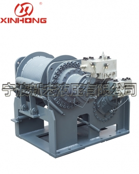 XHJ combined hydraulic winch