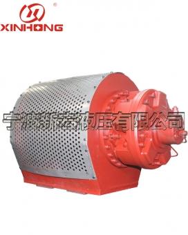 XHSJ oil workover machine hydraulic winch