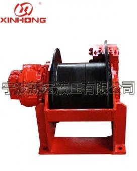 XHSJ hydraulic winch with clamp disc brake