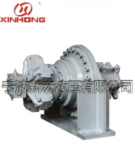 Hydraulic opening machine