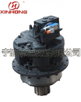 Hydraulic transmission device