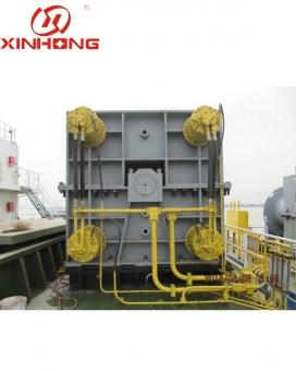 6000 cubic rake suction dredger